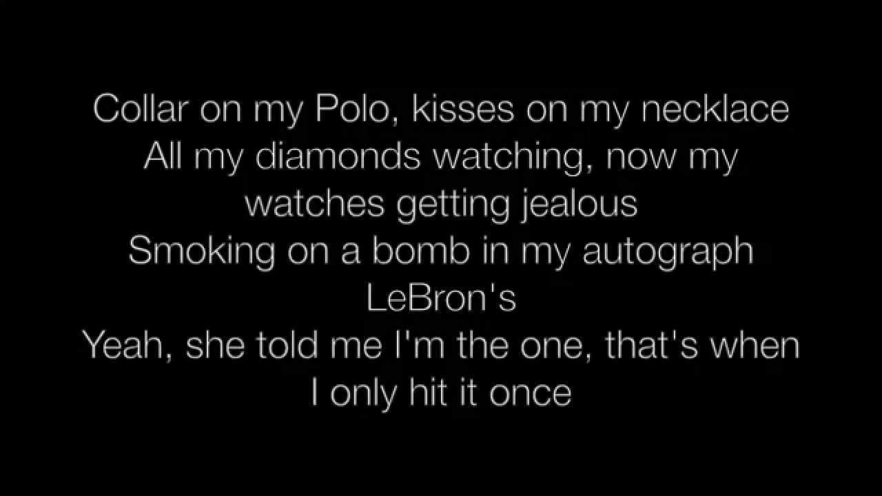 Trey songz aston martin music lyrics
