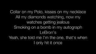 Chris Brown - New Flame ft. Usher & Rick Ross lyrics