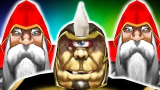 Legion TD + Castle Fight = ???