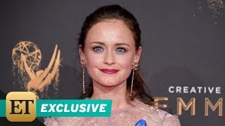 EXCLUSIVE: Alexis Bledel Tears Up Over