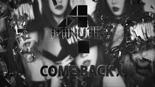 포미닛 (4minute) - 미쳐 (Crazy) , 2015 /Stage mix