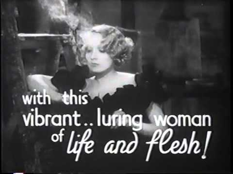 Trailer : The Song of Songs 1932