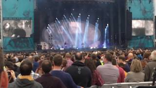 Radiohead - Let Down - Old Trafford, Manchester 4th July 2017