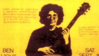 Lonesome And A Long Way From Home - Jerry Garcia Band - Ben Light Gym, Ithaca College (1976-09-18)