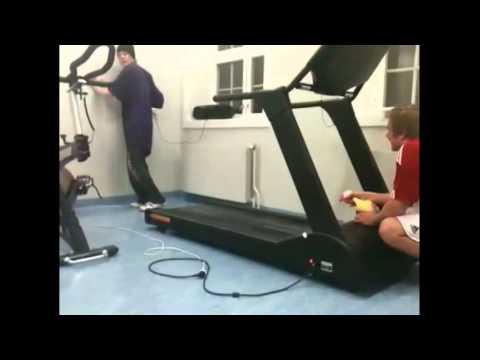 Funniest Treadmill Accidents