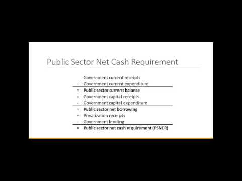 Financial Institutions and Markets:  Government borrowing and financial markets 1
