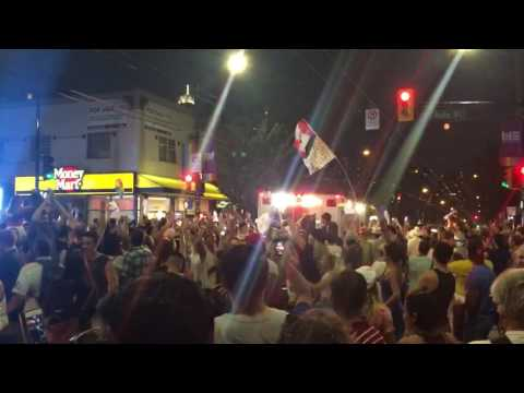 Pride 2017 Davie and Bute dance party