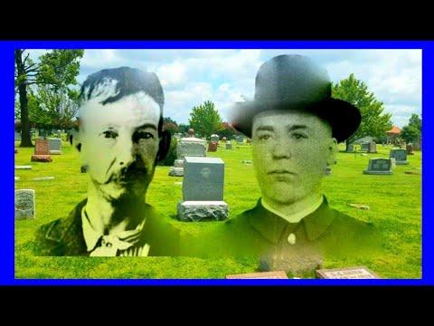 Outlaw Edward O'Kelley & Officer Joseph Burnett