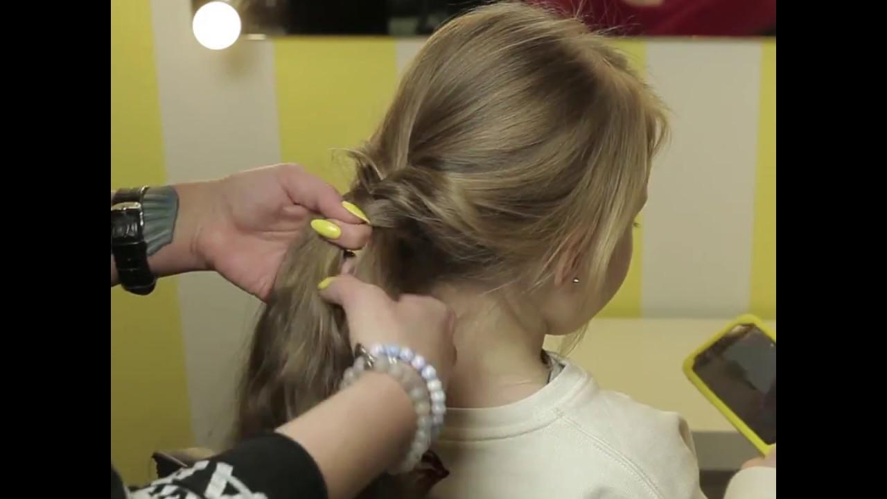 Warkocz Elsy Fryzura Którą Pokocha Każda Dziewczynka Youtube