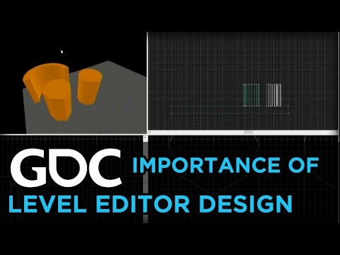 Keeping Level Designers in the Zone Through Level Editor Design