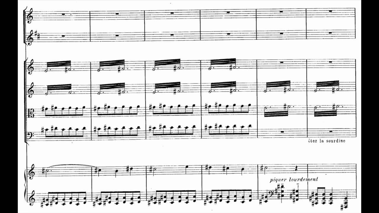 Rapsodie Nègre, no. 1:  Prélude  (Piano Score)