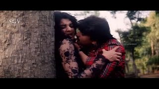 Prema Upset on Forceful Kissing Scene in Movie | Prakash Rai | Z Kannada Movie Super Scene