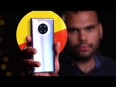 Huawei Mate 30 Pro: The Best Bad Phone Ever
