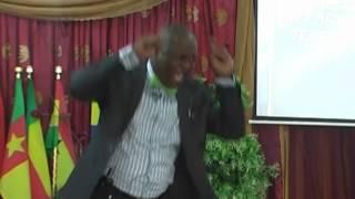 Rev. Izu - My Faith can say YES!!!