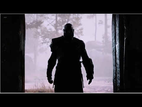 Kratos Wife Funeral Cutscene .God of War 2018 PS4 Pro| EGM