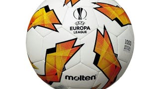 Europa League 2019 ball-drawing