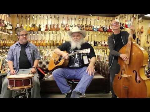 Carlos Guitarlos at Norman's Rare Guitars