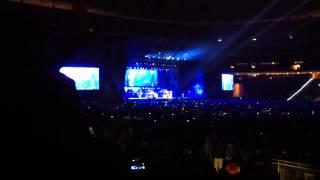 Bon Jovi Johannesburg 11 May 2013 - Bed of Roses