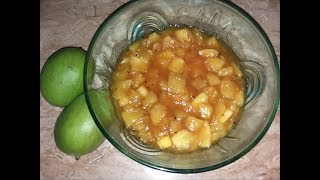 Raw mango chatni Easy cooking with as