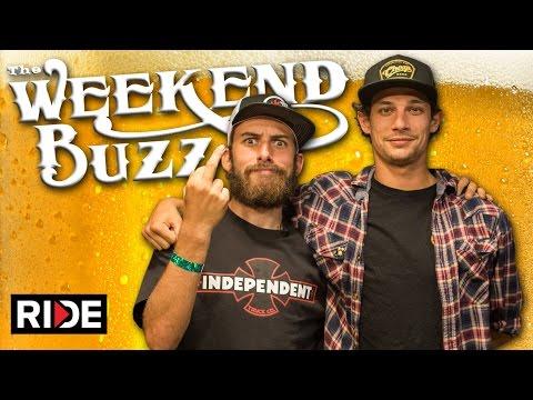 Tom Remillard & Auby Taylor: Grosso Crush, Asperger's, Burnside! Weekend Buzz Ep. 103 Pt. 2