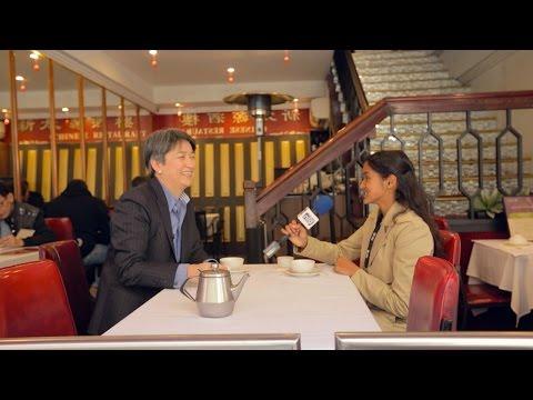 Maya's Diary - Tea with Senator Penny Wong