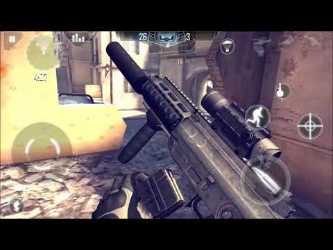 Modern Combat 4 - Compakt 665 Gameplay