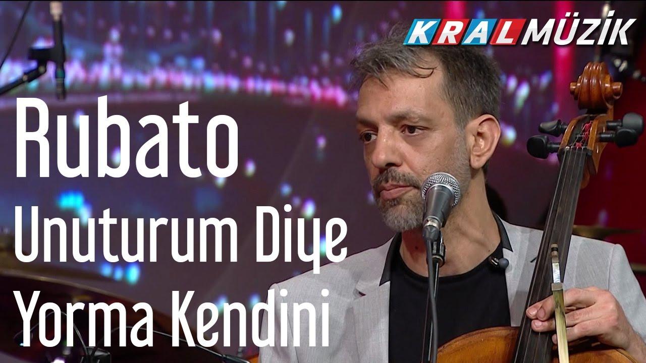 Rubato - Unuturum Diye Yorma Kendini (Mehmet'in Gezegeni)