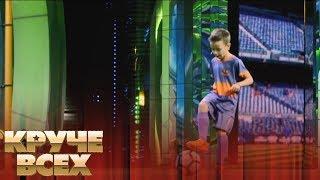 Талантливый 7-летний футболист Даниил Ваштарев | Круче всех!