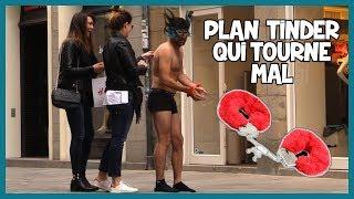 Plan tinder qui tourne mal - Défi Prank - Les Inachevés