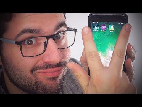 3 JEUX SUR MON iPHONE!