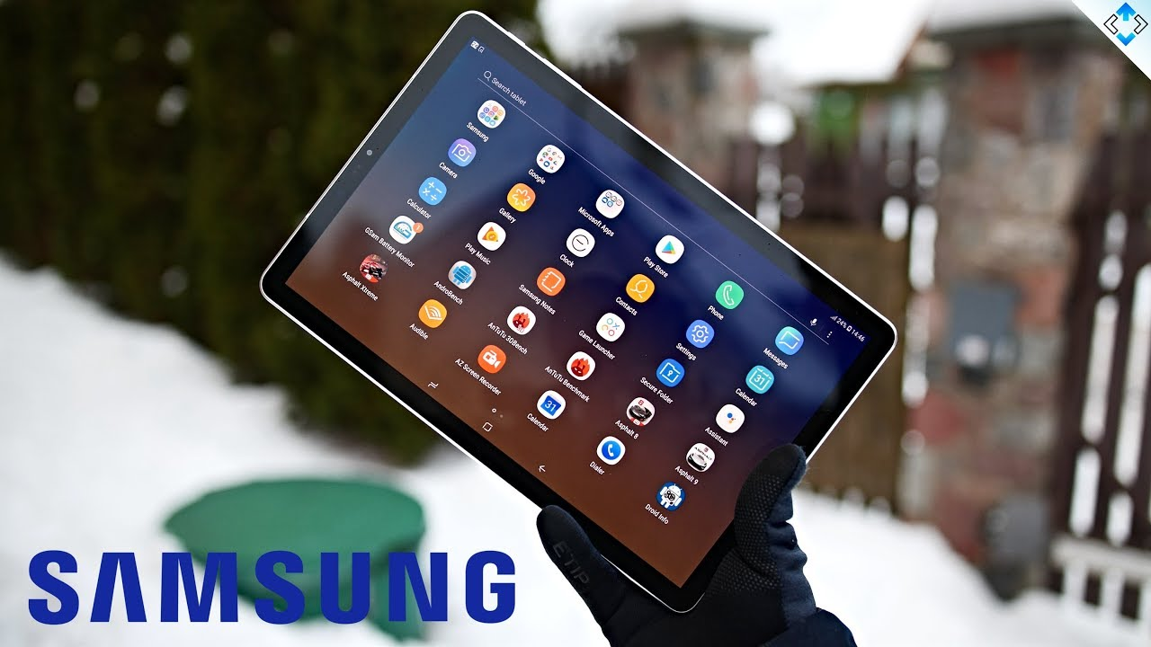 7e1ccc7fa4c Samsung Galaxy Tab S4 Review in 2019 - Still the Best Android Tablet ...
