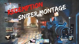 Redemption - A Call of Duty black ops 3 Sniper Montage