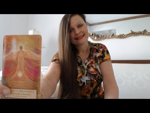 Daily Guidance Oracle & Tarot Intuitive Angel Card Reading Tues Apr 4, 2017
