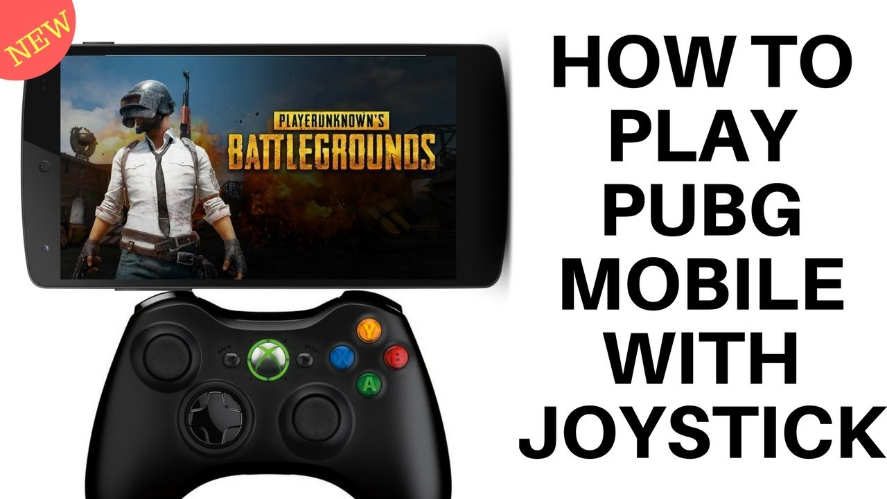 How To Play Pubg Mobile With Gamepad Joystick Working
