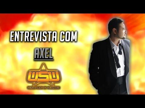 Entrevista com Axel (WSW World Tour Oeiras - 1 de Maio)