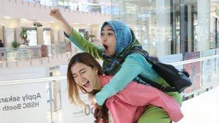 SKSD SAMA SEMUA ORANG DI MALL - Ria Ricis Vlog