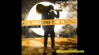 All around the world - Justin Bieber Ft. Ludacris (Instrumental with Background Vocals)
