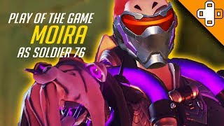 WTF MOIRA:76?! Overwatch Funny & Epic Moments 382