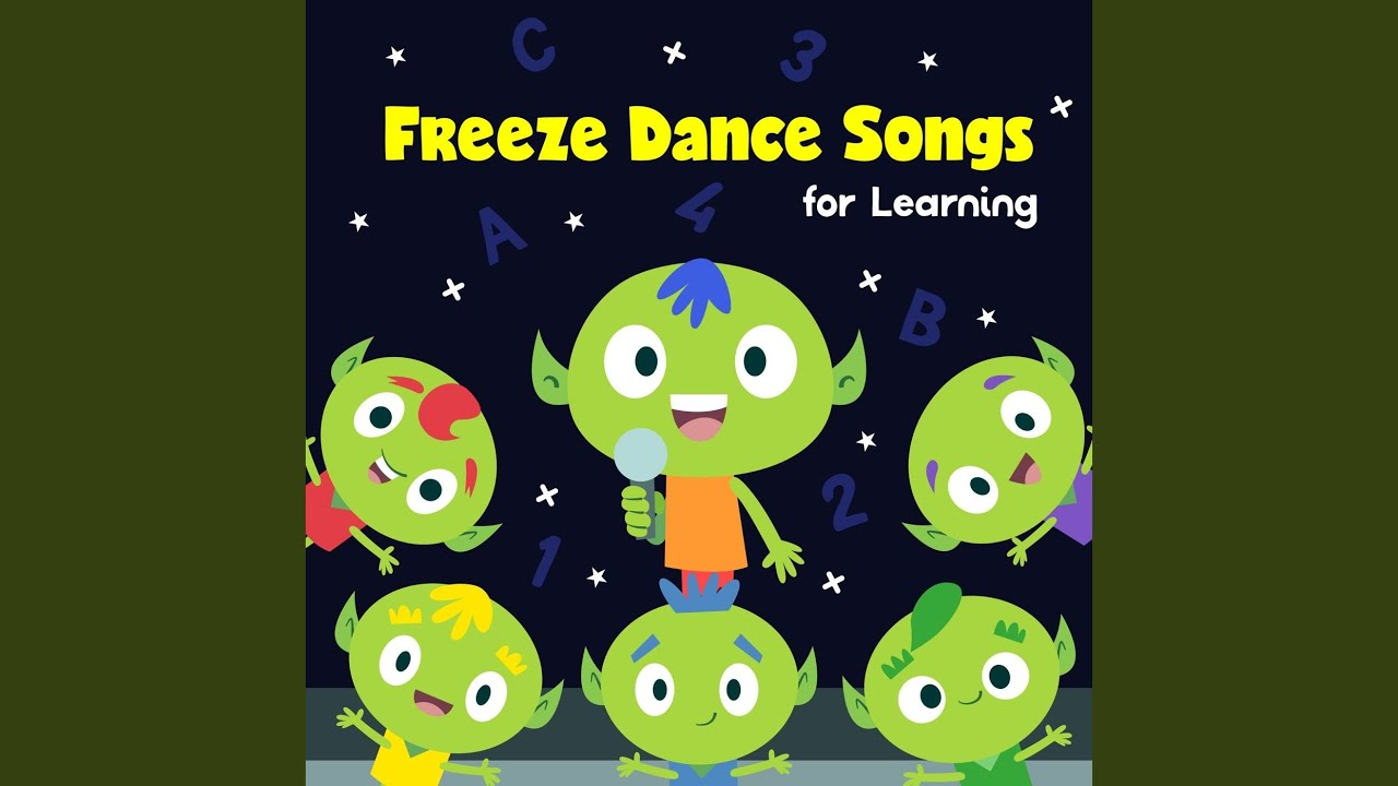 halloween freeze dance song youtube - Halloween Dance Song