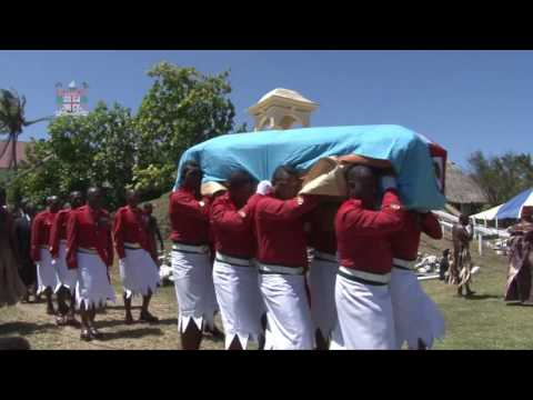 Prime Minister leads Government delegation to the Turaga Na Kalevu funeral.