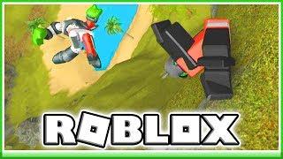 BREAKS ALL BONES IN THE BODY! -ROBLOX