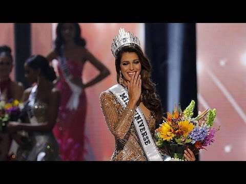 All smiles: French dental student wins Miss Universe!