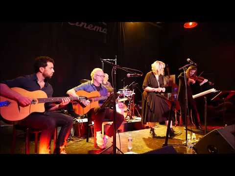 Bonaventure Quartet - The Heat Below @ Avondale Towne Cinema, Avondale Estates, GA - Sat Apr/21/2018