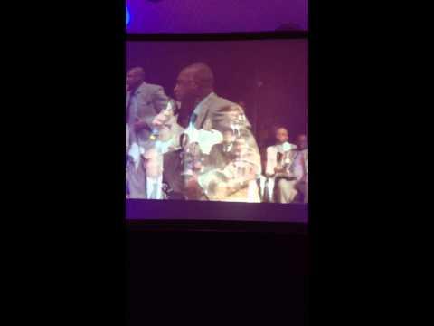 Brian Courtney Wilson singing