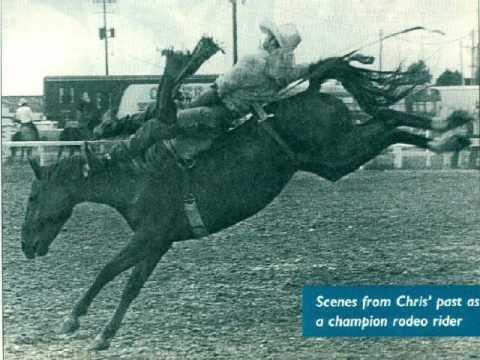 Chris LeDoux (Take me Back to Old Wyoming)