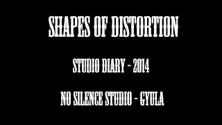 Studio session @ No Silence Studio - Gyula | 2014.09.26-28