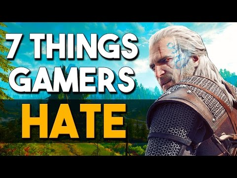 7 Things Gamers HATE about Open World Games