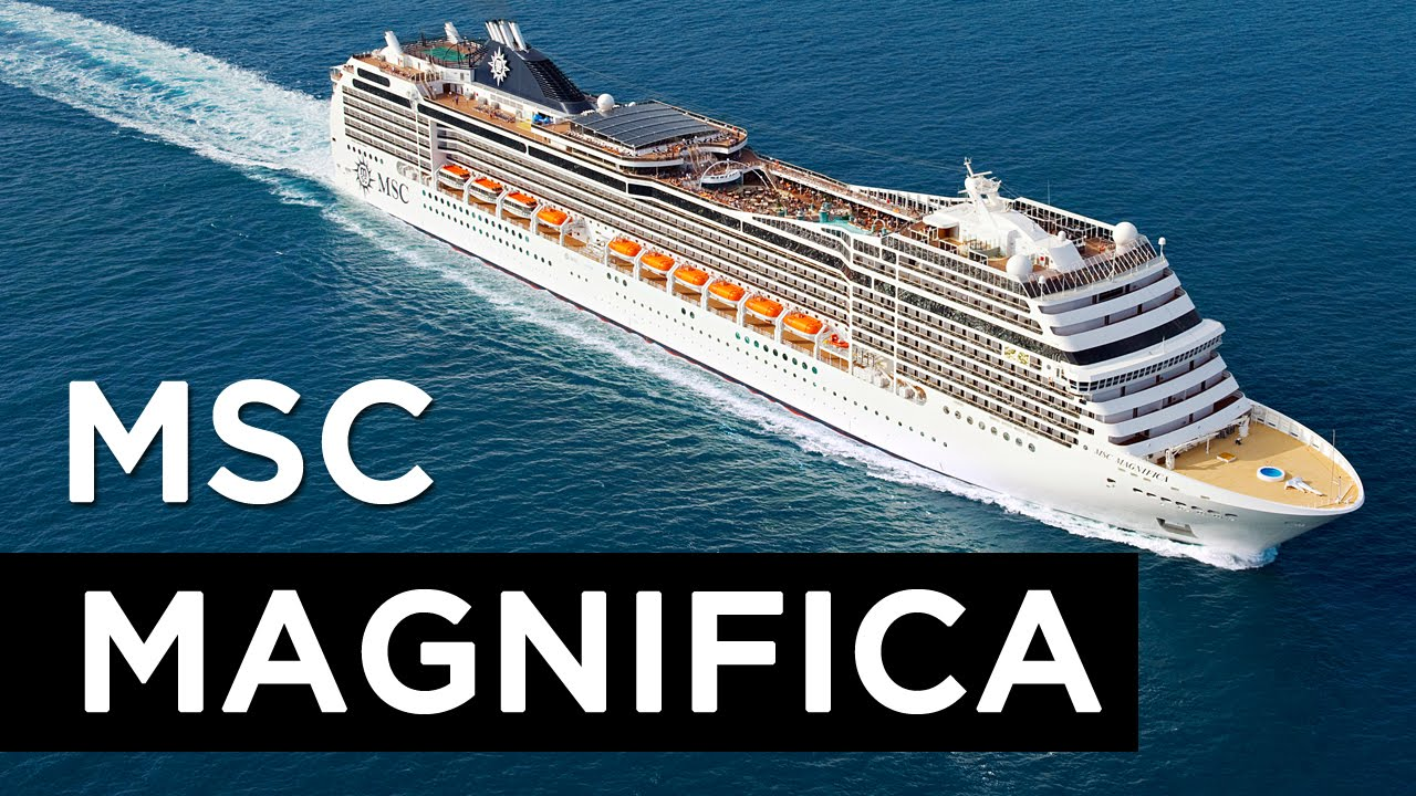 Navio msc magn fica msc cruzeiros youtube for Msc magnifica foto