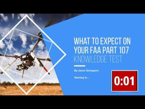 What Questions Will They Ask Me On My FAA Part 107 Knowledge Test? - Remote Pilot 101