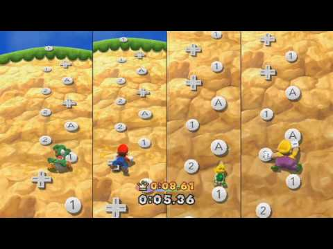 Mario Party 9 - Peak Precision